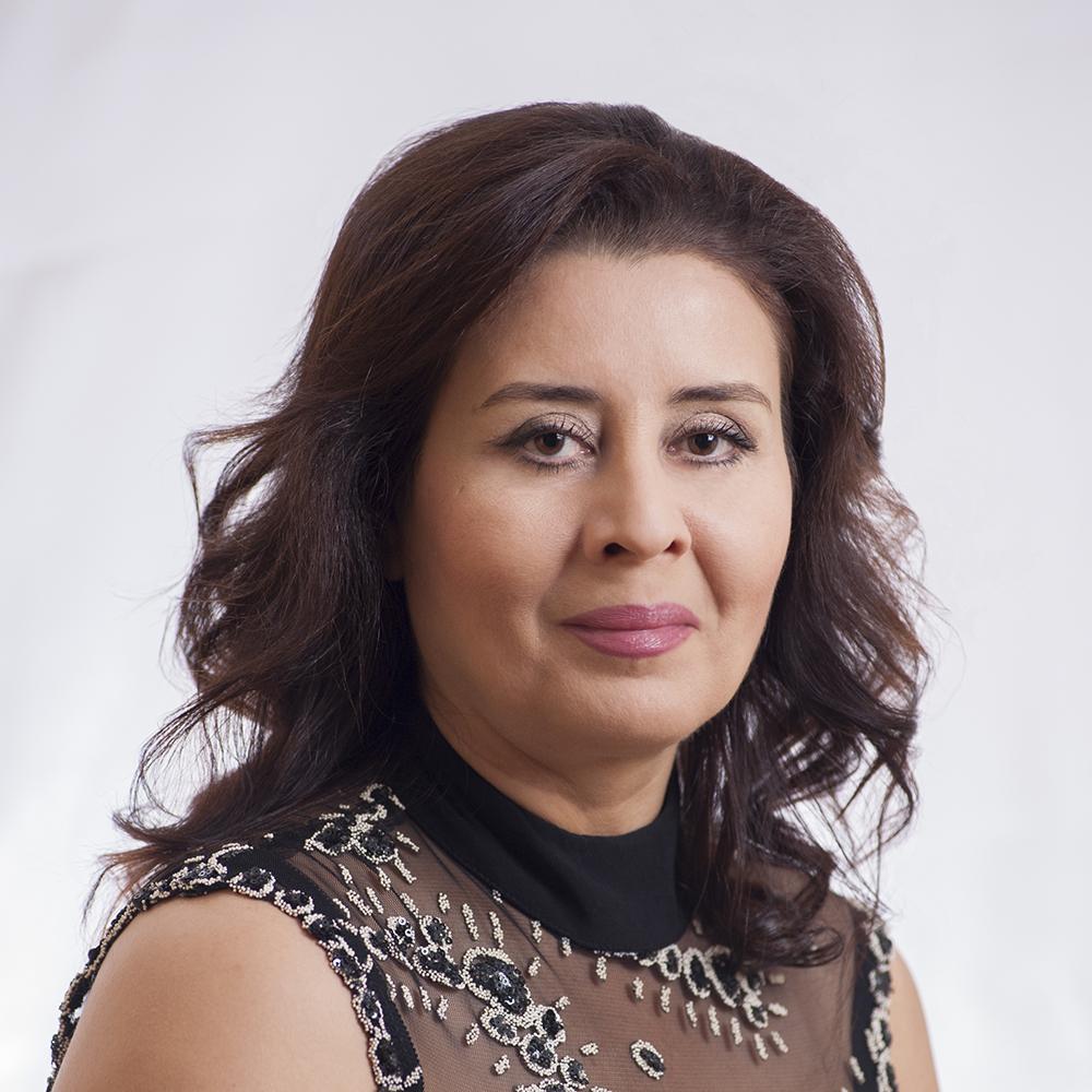 Almaz Amanova